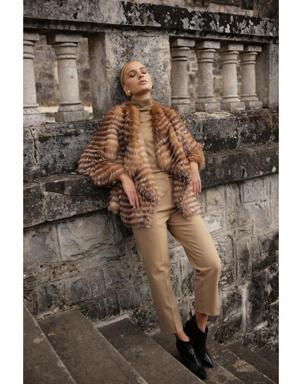 Cât costă o haină de blană de calitate?