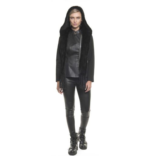 Jachetă de bumbac peliculizat