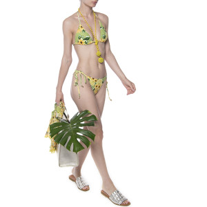 Sutien baie Sun Flower Bloom, triunghi reglabil