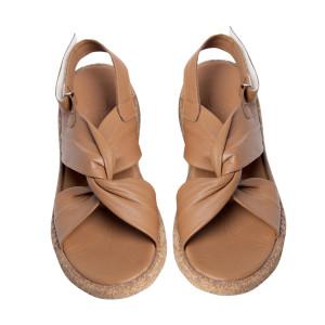 Sandale plaja X Camel, piele naturala 100%