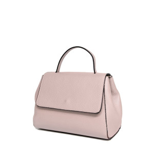 Geantă mică Paisi Class, model Anisia, Blush Pink, 24x11x17