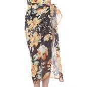 Pareo Dancing Flowers, veil, 112x132cm