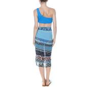 Pareo Blue Jewel, 112x132cm voal