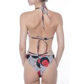 Slip baie Lines & Roses, brazilian talie joasa sistem reglabil